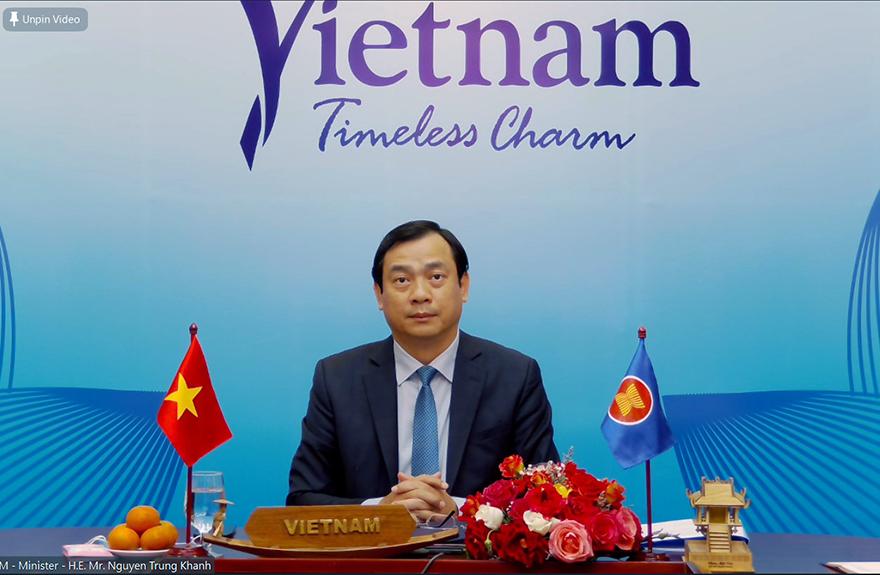 Tổng cục trưởng Nguyễn Trùng Khánh: Ấn Độ là thị trường giàu tiềm năng của ASEAN, nhiều cơ hội hợp tác trong lĩnh vực công nghệ số, du lịch văn hóa, ẩm thực