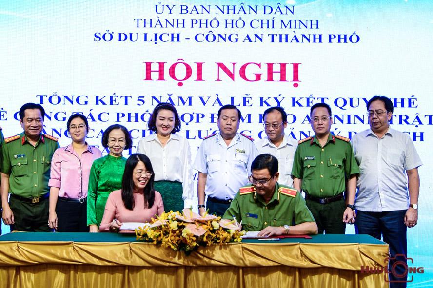 Thành phố Hồ Chí Minh: Bảo đảm an toàn cho du khách