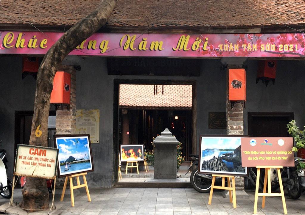 Khai trương Không gian giới thiệu văn hoá và quảng bá du lịch Phú Yên tại Hà Nội