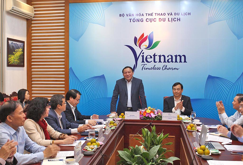 Thứ trưởng Nguyễn Văn Hùng: Tập trung đổi mới, nâng cao vai trò quản lý nhà nước về du lịch trong bối cảnh mới