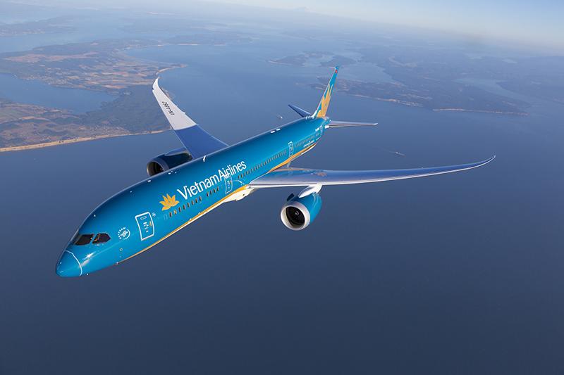 Vietnam Airlines là hãng hàng không đầu tiên khôi phục đường bay tới Vân Đồn