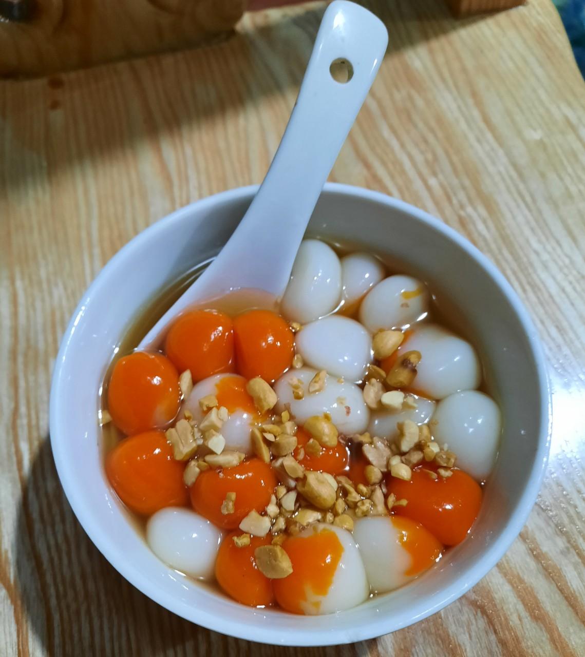 Bánh coóng phù - Món ăn ấm áp ngày đông