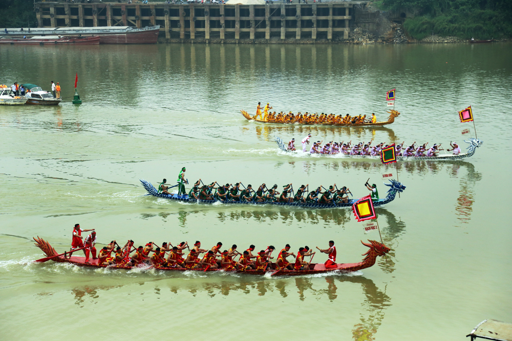 Phú Thọ: Việt Trì bảo tồn di sản văn hóa gắn với phát triển du lịch