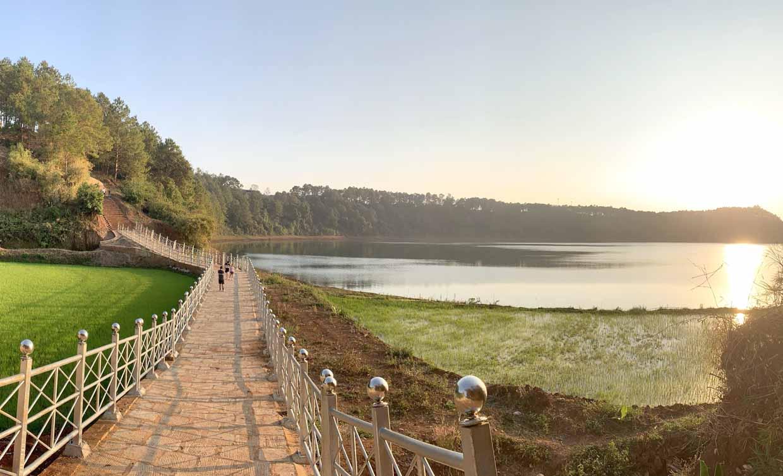 Biển Hồ ở Gia Lai quen thuộc nhưng chưa bao giờ cũ