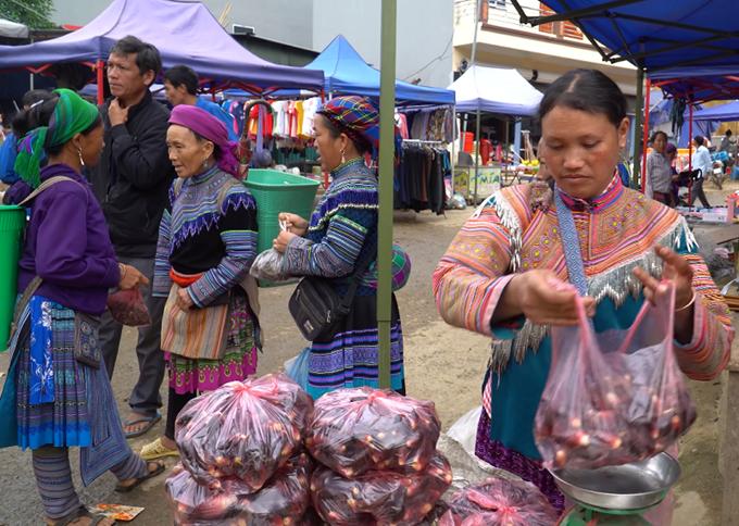 Chợ phiên - nét đẹp vùng cao