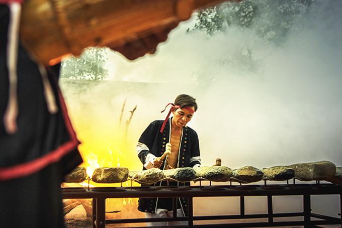 Độc đáo đàn đá Khánh Sơn (Khánh Hòa)