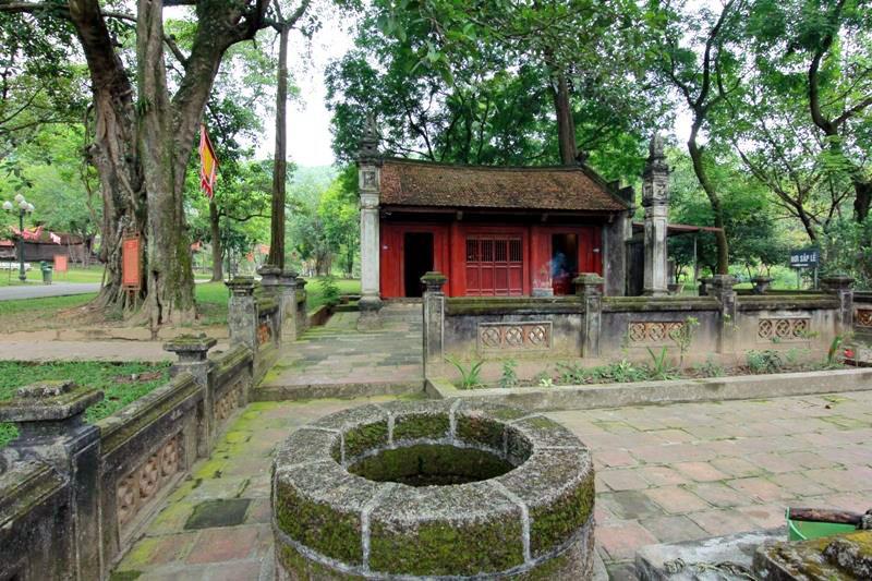 Hà Nội: Công nhận điểm du lịch Di tích quốc gia đặc biệt Đền Sóc