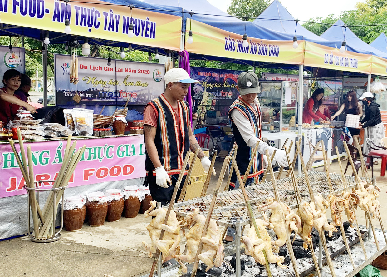 Du lịch ẩm thực ở Gia Lai: Tiềm năng cần khai thác