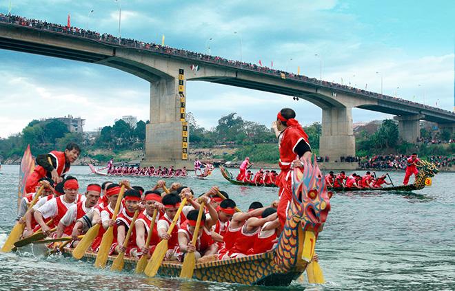Tuyên Quang: Tua du lịch ngày Xuân hấp dẫn