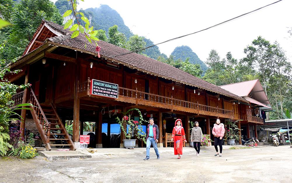 Tuyên Quang: Độc đáo homestay