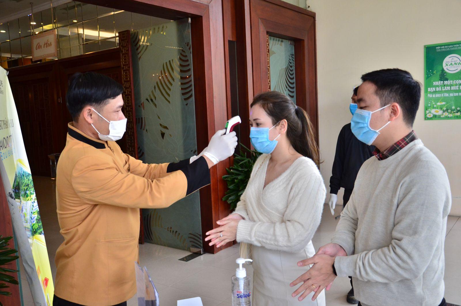 Thừa Thiên Huế: Xác minh số lượng du khách từ vùng dịch từng đến lưu trú