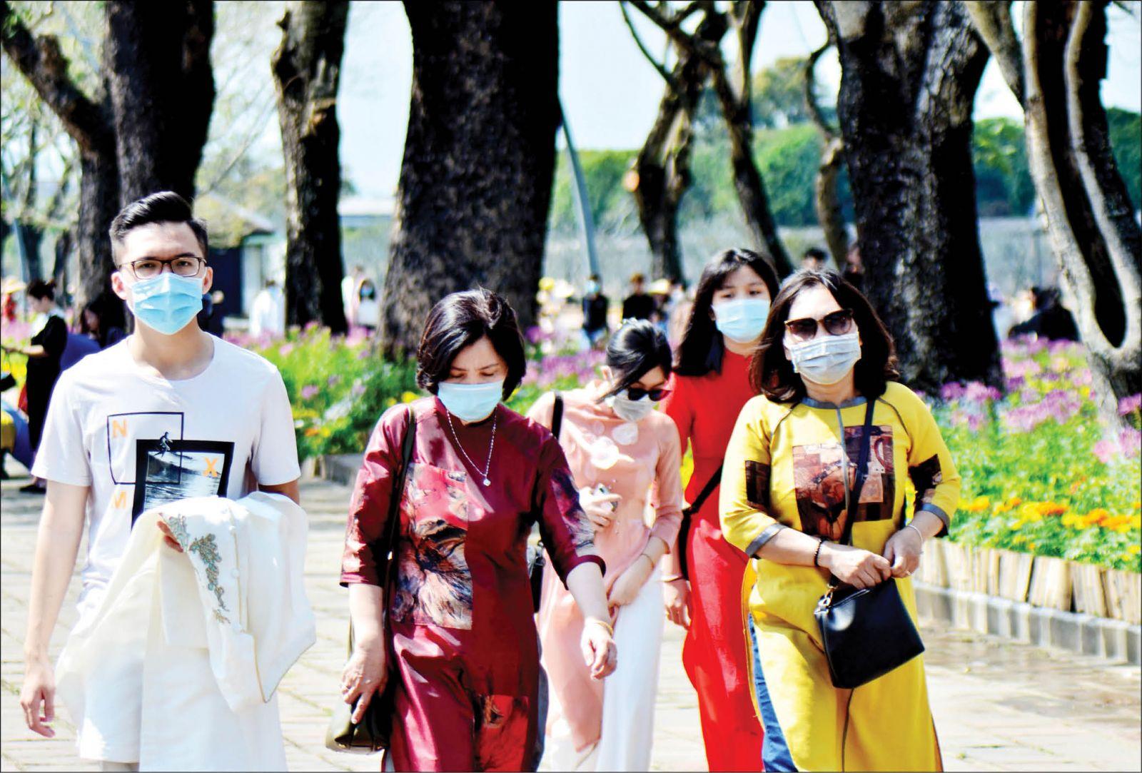 Thừa Thiên Huế: Khai thác du lịch trong trạng thái bình thường mới