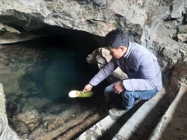 Phong tục lấy nước đầu năm mới của người Tày, Nùng Cao Bằng