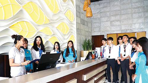 Bình Thuận: Tạo nguồn nhân lực để phát triển du lịch