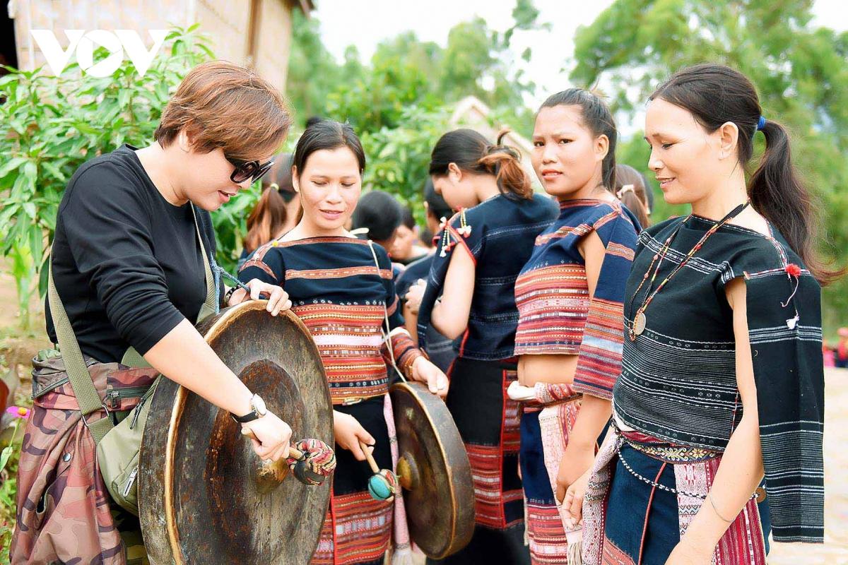 Bảo tồn văn hoá Bahnar và phát triển du lịch tại Kbang, Gia Lai