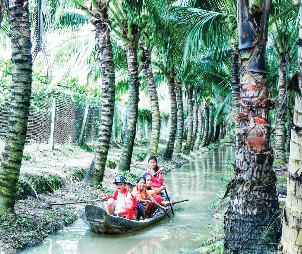 Cần Thơ: Linh hoạt phát triển du lịch cộng đồng