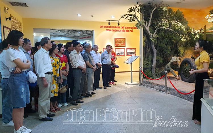 Điện Biên: Tạo đà khởi động lại du lịch