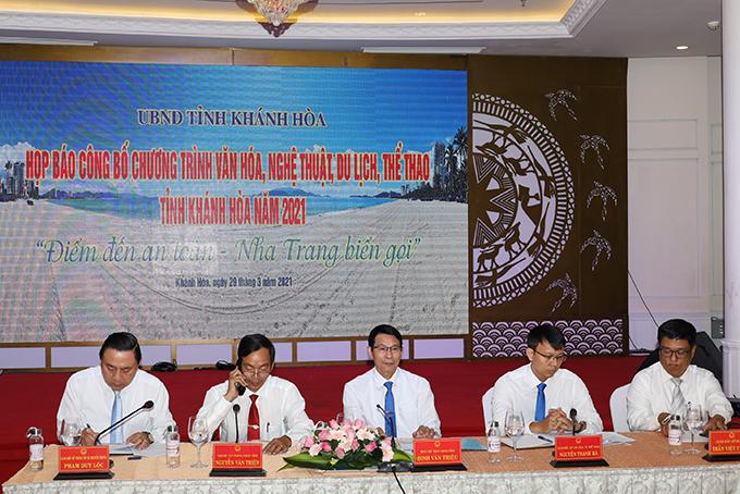 Khánh Hòa: Công bố 114 hoạt động, sự kiện văn hóa, nghệ thuật, thể thao, du lịch năm 2021