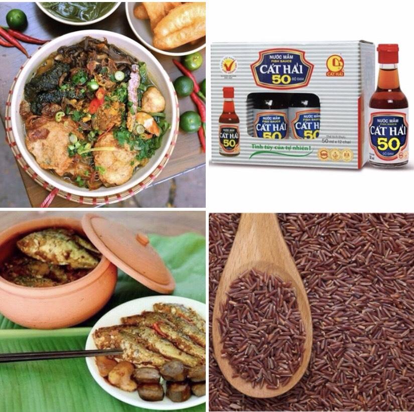 4 đặc sản Hải Phòng lọt vào Top món ăn và quà tặng Việt Nam