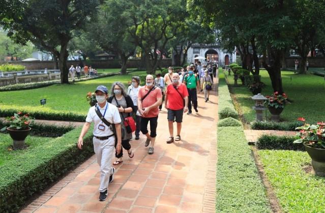 Ngành du lịch Hà Nội chung tay 'gỡ khó' cho doanh nghiệp