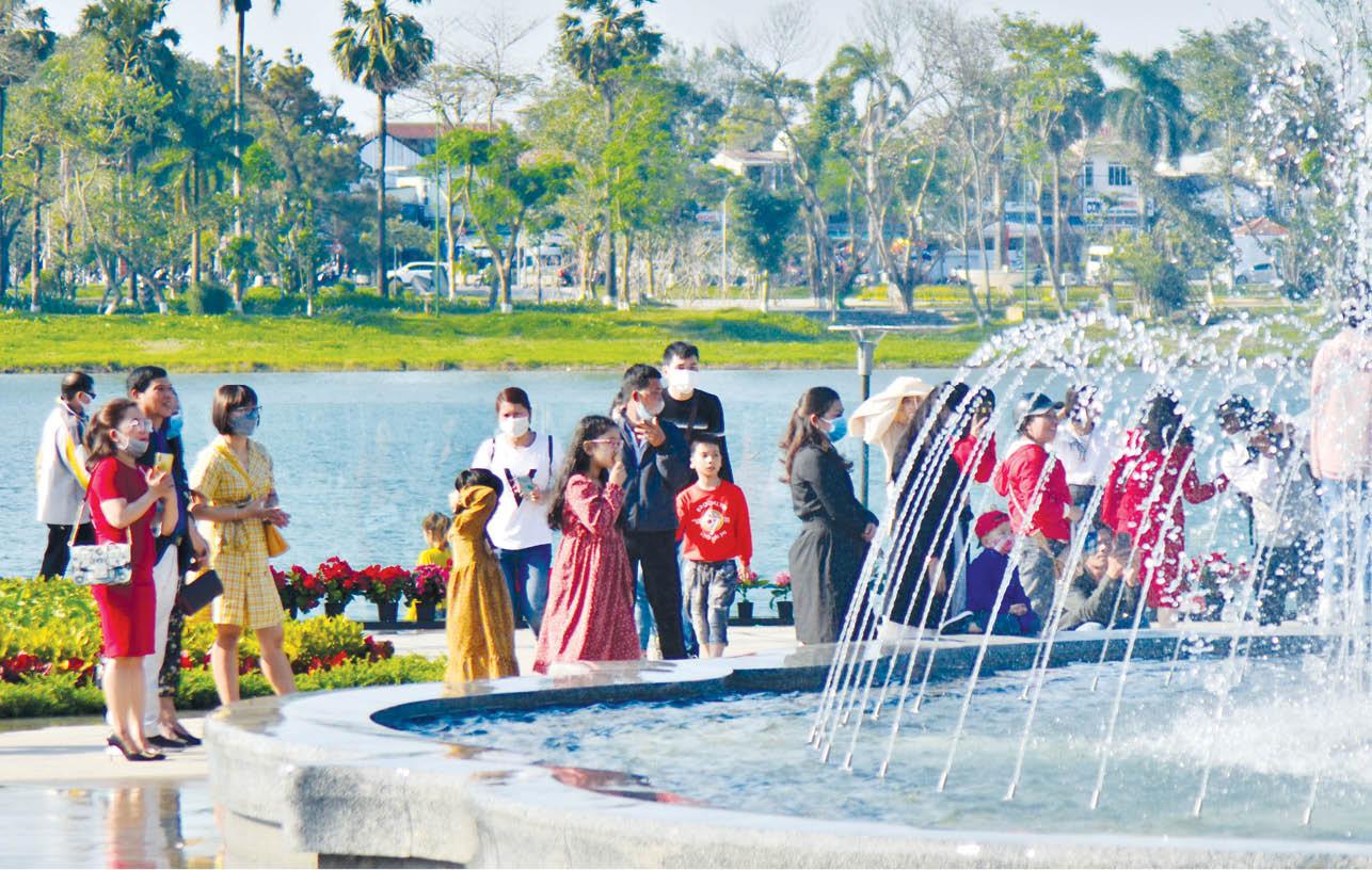 Thừa Thiên Huế: Ứng xử văn minh du lịch trong tình hình mới