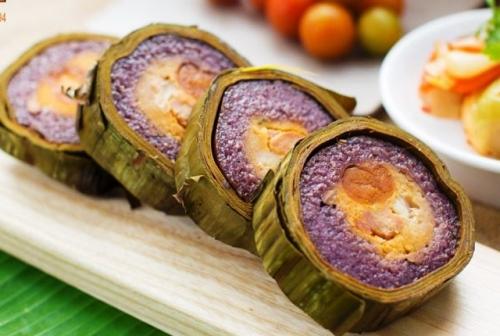 Bánh tét lá cẩm và vịt nấu chao ở Cần Thơ lọt tốp 100 món ăn, đặc sản Việt Nam