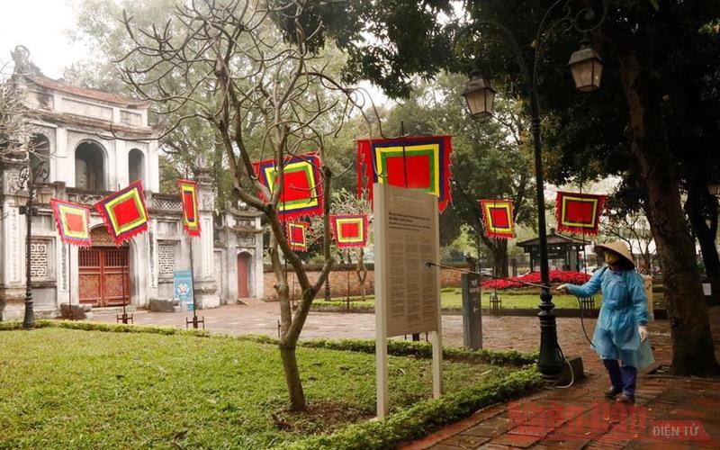 Nhiều di tích tại Hà Nội mở cửa trở lại