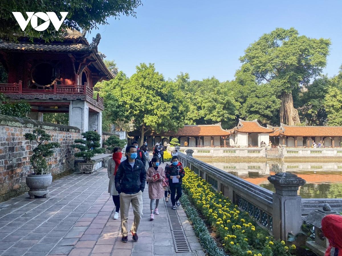 Hà Nội đẩy mạnh kích cầu du lịch và quảng bá ẩm thực