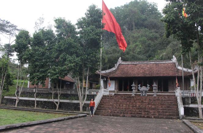 Thái Nguyên: Công bố quy hoạch bảo quản, tu bổ, phục hồi và phát huy giá trị Di tích Núi Văn - Núi Võ