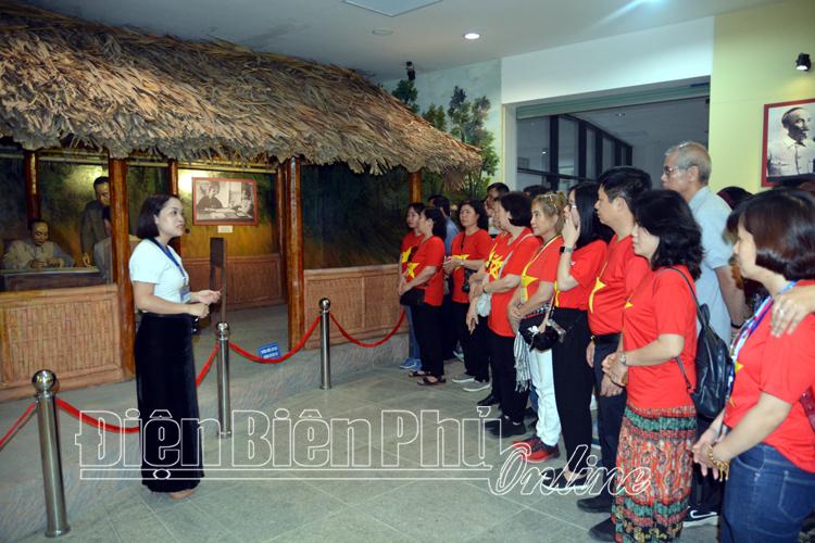 Khảo sát xây dựng sản phẩm du lịch khác biệt ở Điện Biên