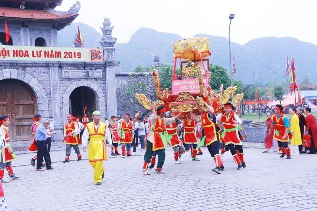Lễ hội Hoa Lư 2021 ở Ninh Nình không tổ chức phần hội
