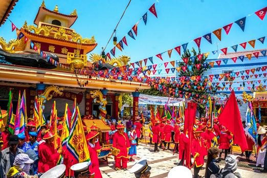 Cà Mau: Sắp diễn ra Lễ hội Nghinh Ông Sông Đốc