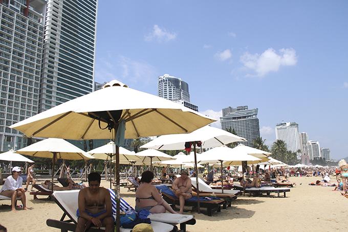 Khánh Hòa: Hỗ trợ doanh nghiệp du lịch thuê bãi biển