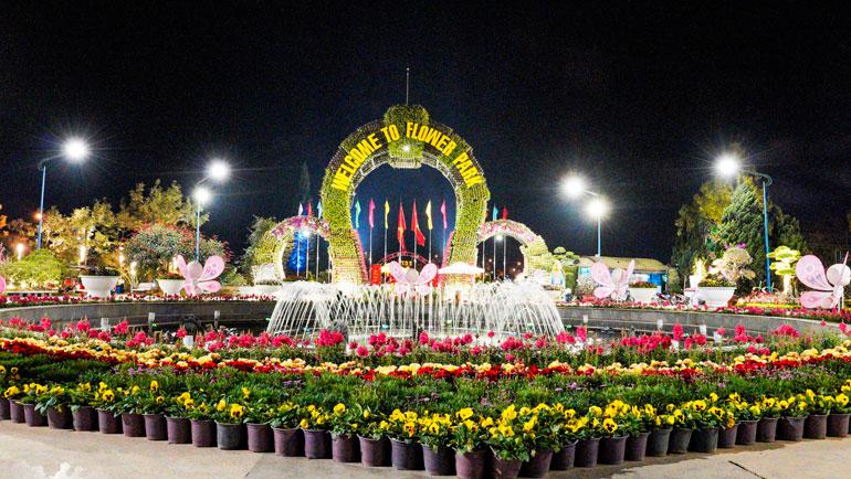 Lượng khách du lịch đến Lâm Đồng giảm mạnh trong 2 tháng đầu năm