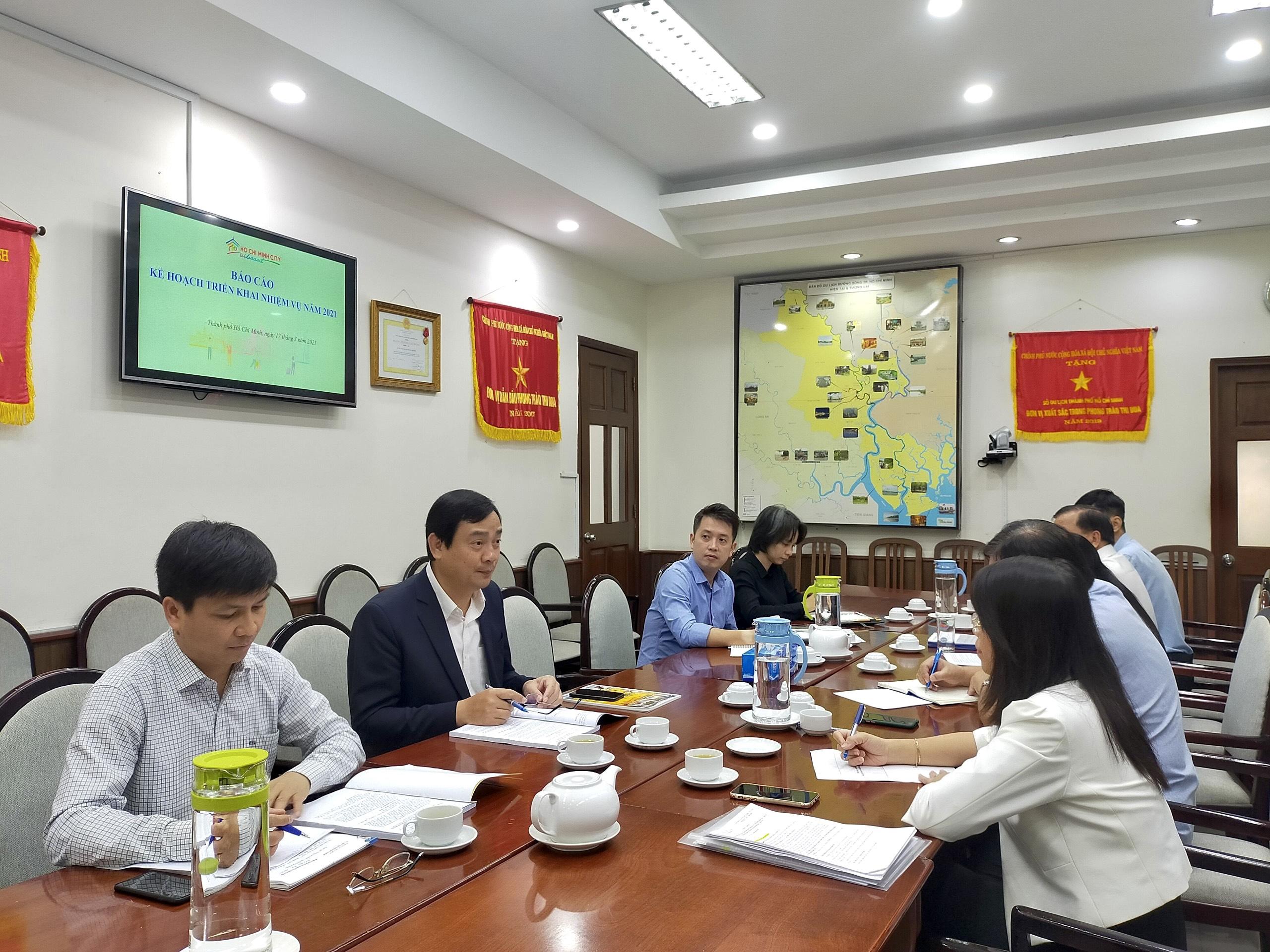 Tổng cục trưởng Nguyễn Trùng Khánh: Tổng cục Du lịch cùng đồng hành triển khai hiệu quả liên kết giữa TP.HCM và các địa phương