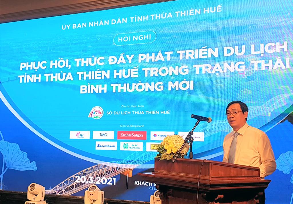 Tổng cục trưởng Nguyễn Trùng Khánh: Tăng cường liên kết, hành động để chuẩn bị cho giai đoạn phục hồi và phát triển du lịch trong thời gian tới