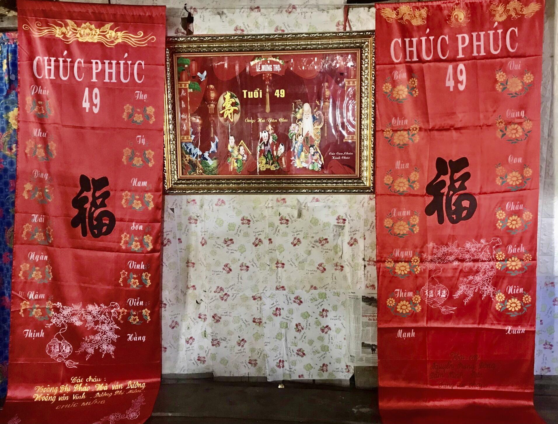 Phong tục mừng thọ của người Tày ở Nguyên Bình (Cao Bằng)