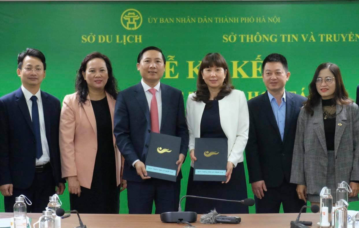 Hợp tác tuyên truyền, quảng bá du lịch Hà Nội