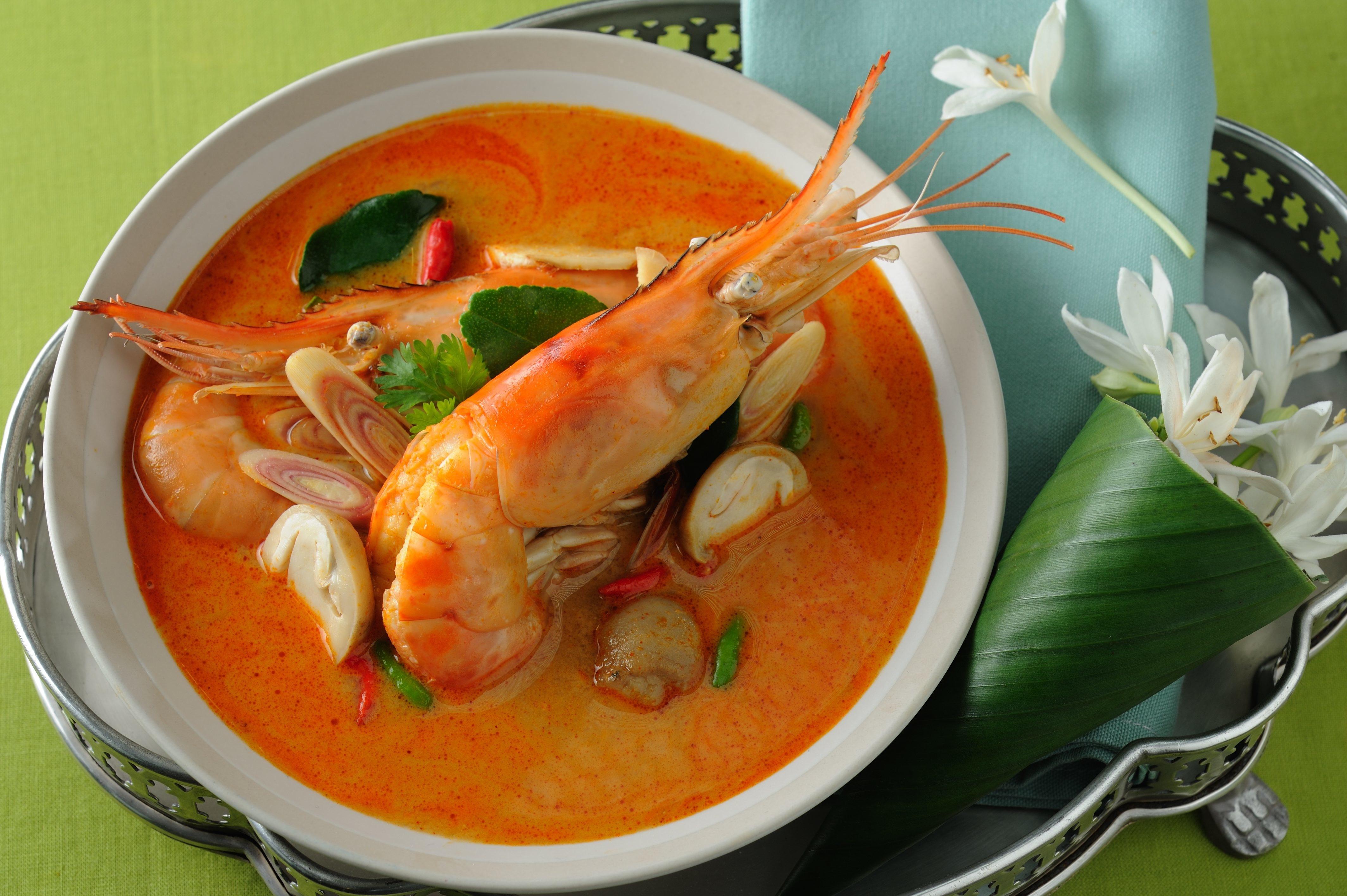Thái Lan muốn đưa Tom Yum Kung trở thành di sản văn hóa