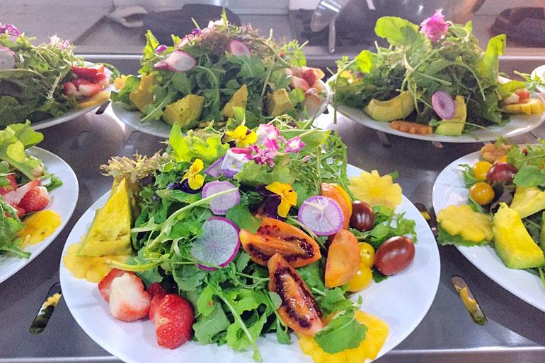 """Công diễn """"100 món ăn từ rau và hoa Đà Lạt"""" - sự kiện lớn của ngành Du lịch"""