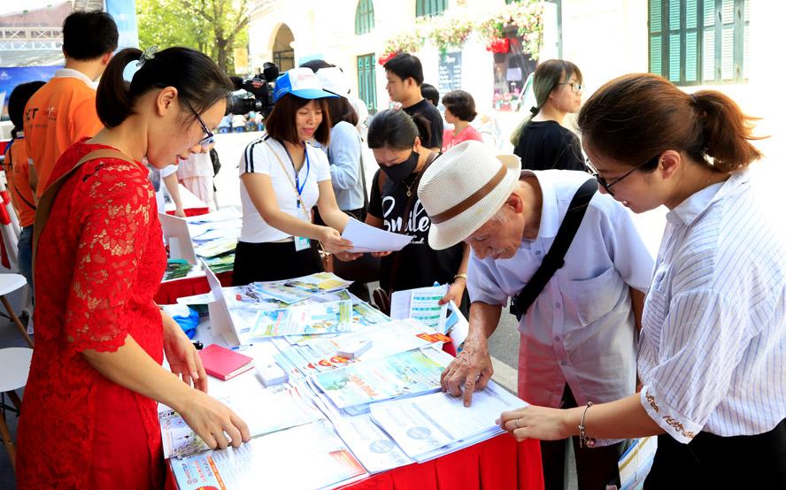 Hà Nội: Xây dựng nhiều sản phẩm du lịch mới