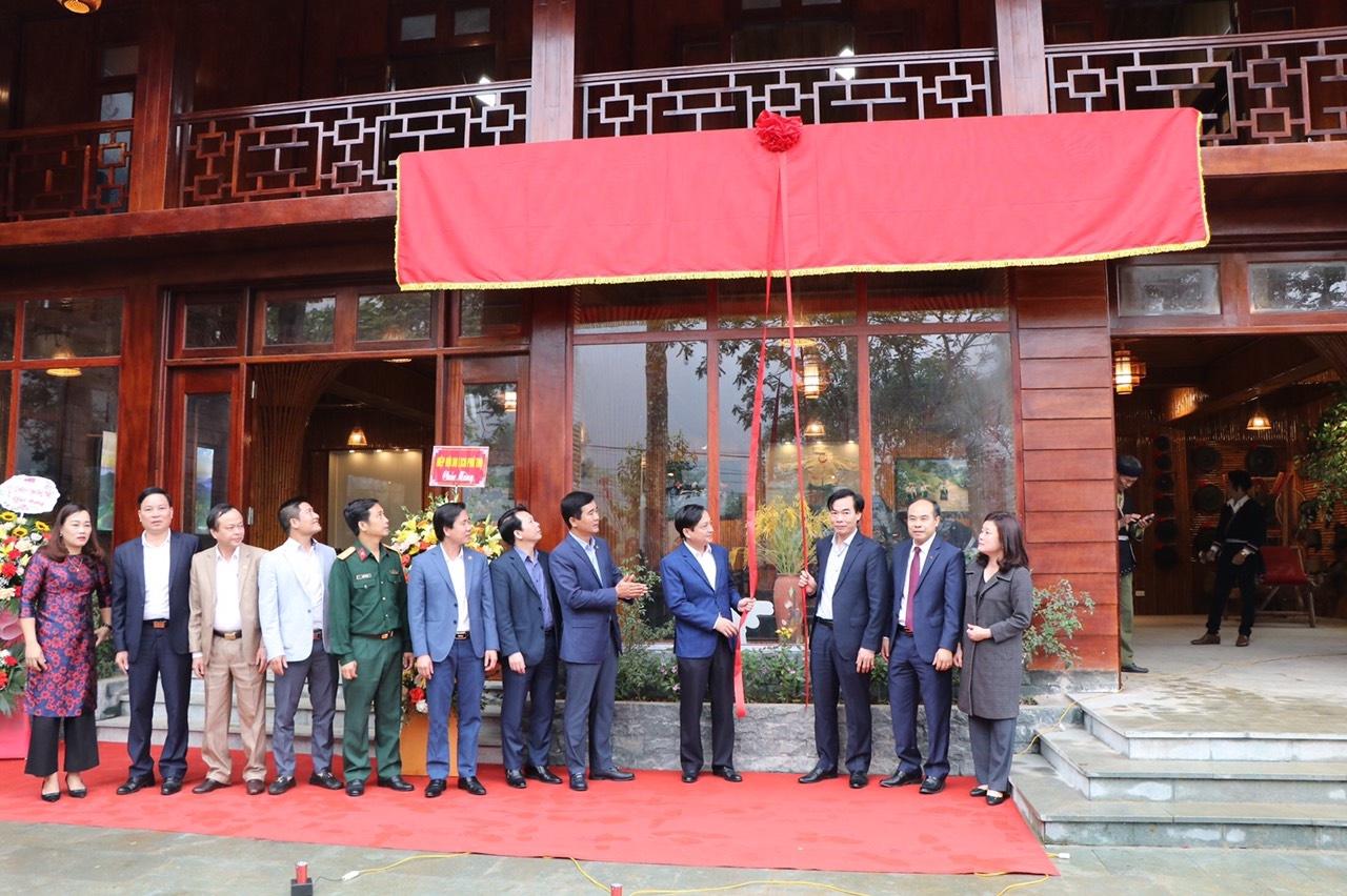 Phú Thọ: Khai trương Trung tâm Thông tin - Hỗ trợ du khách VQG Xuân Sơn gắn với Phát động kích cầu du lịch 2021