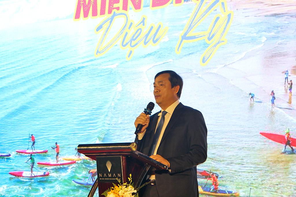 """Tổng cục trưởng Nguyễn Trùng Khánh: Triển khai tốt chương trình kích cầu """"Miền di sản diệu kỳ"""", thúc đẩy phục hồi du lịch miền Trung"""