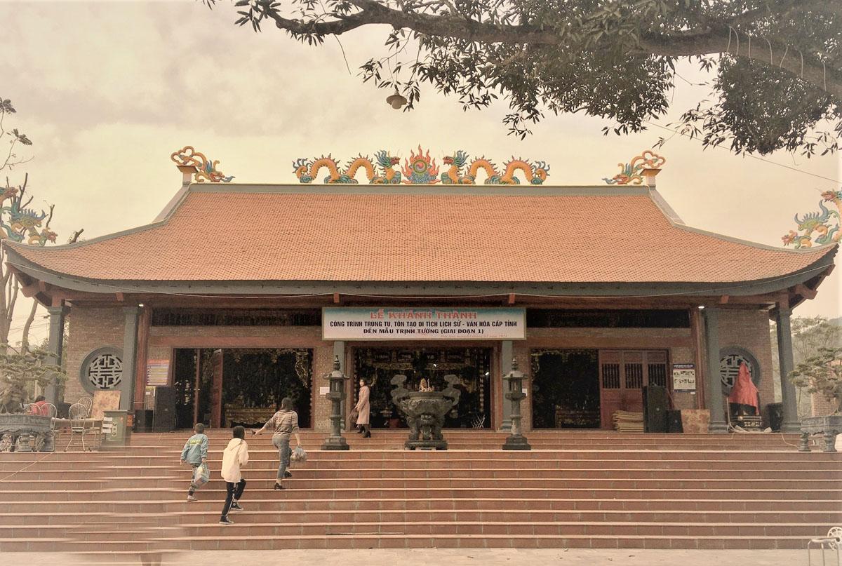 Lào Cai: Lễ hội đền Mẫu Trịnh Tường sẽ diễn ra vào 9 - 10/4