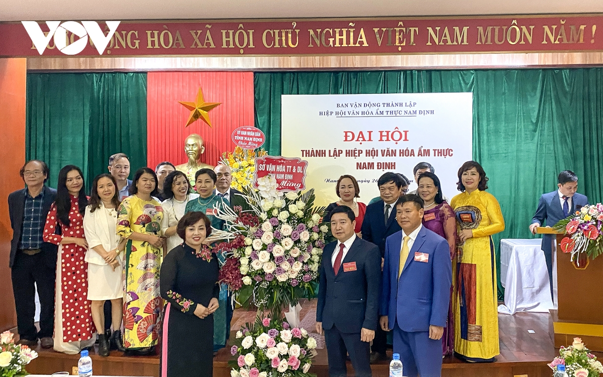 Nam Định nỗ lực quảng bá giá trị văn hóa, ẩm thực ra thế giới