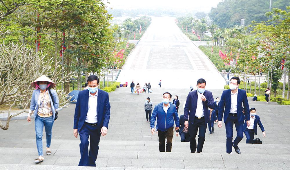 Phú Thọ: Kích cầu khôi phục du lịch