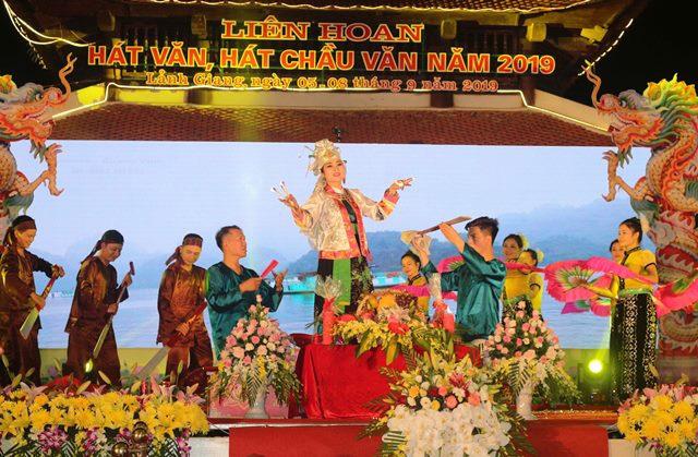 Tổ chức Liên hoan hát văn, hát chầu văn toàn quốc tại Vĩnh Phúc