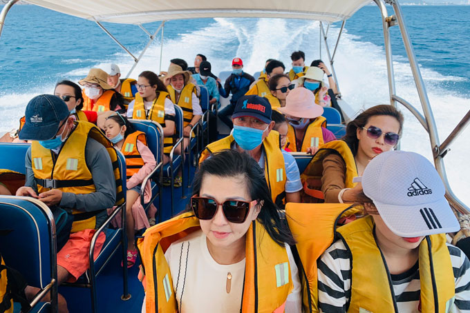 Quý I, Khánh Hòa đón hơn 210.000 lượt khách lưu trú