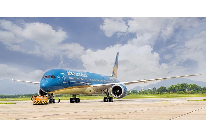 Vietnam Airlines khôi phục các đường bay tới Phú Quốc