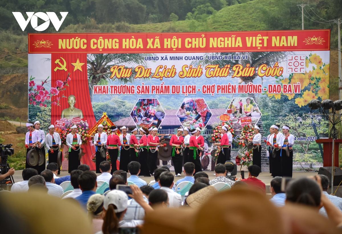 Kích cầu du lịch sinh thái cộng đồng tại Ba Vì, Hà Nội
